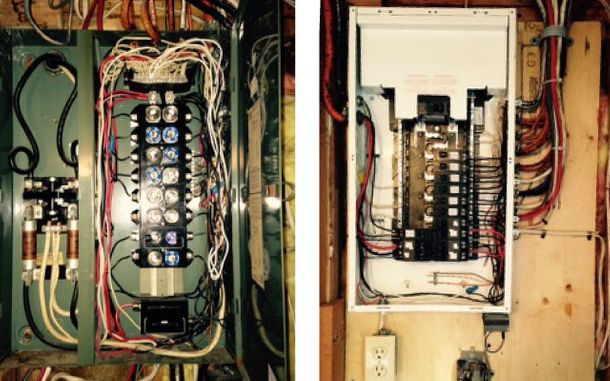 fuse panel to breaker panel